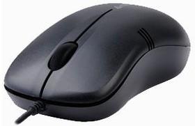Мышь A4 V-Track Padless OP-560NU оптическая проводная USB, черный