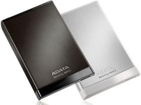 Внешний жесткий диск A-DATA Nobility NH13, 1Тб, черный [anh13-1tu3-cbk]
