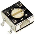 Фото 3/5 3314G-1-105E, 1 МОм, Резистор подстроечный