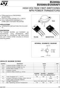 Datasheet TDA7391PD производства STMicroelectronics.