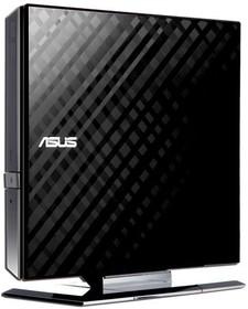 Оптический привод DVD-RW ASUS SDRW-08D2S-U LITE/DBLK/G/AS, внешний, USB, черный, Ret [sdrw-08d2s-u lite/blk/g/as]