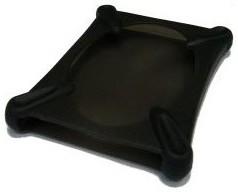 "Защитный чехол AGESTAR SHP-2-J BK, для 2.5"" дисков, черный [shp-2-j black]"