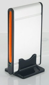 Внешний корпус для HDD AGESTAR SUB2A1, серебристый