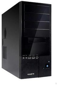 Корпус ATX GIGABYTE GZ-X6, Midi-Tower, без БП, черный