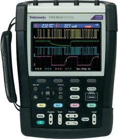 Фото 1/4 THS3014, Осциллограф, 4 канала x 100МГц (Госреестр)