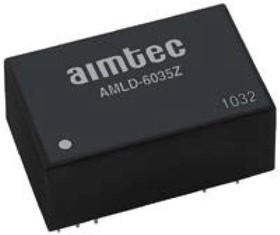 AMLD-6035Z, DC/DC LED Driver, 20Вт, вход 7-60В, выход 2-57В/350мА