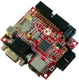 Фото 1/3 DUINOMITE-MINI, Отладочная плата форм-фактора Arduino на базе МК PIC32MX795