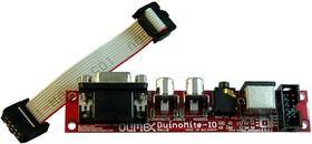 DUINOMITE-IO, Плата ввода/вывода для модулей DUINOMITE