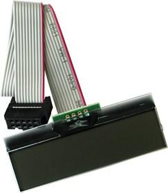 MOD-LCD-1x9, ЖК дисплей 1х9 с интерфейсом UEXT I2C