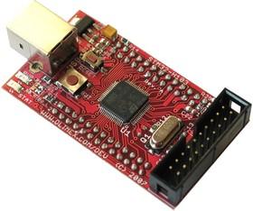 Фото 1/3 STM32-H103, Оценочная плата на базе микроконтроллера STM32F103 с ядром Cortex-M3