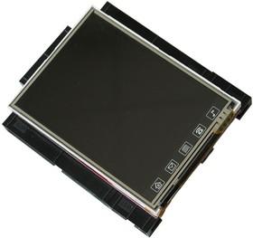 Фото 1/3 STM32-LCD, Отладочная плата на базе мк STM32F103ZE с ядром ARM Cortex-M3