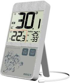 02158, Термометр цифровой в стиле iPhone 4