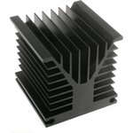HS 153-100, Радиатор 100х100х100 мм, 2.1 дюйм*градус/Вт