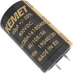 ALC80A102BB100, Электролитический конденсатор, 1000 мкФ ...