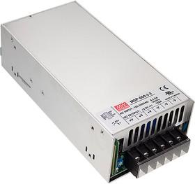 MSP-600-5, Блок питания