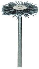 Dremel 538, Высокопроизводительная (нейлоновая) щетка