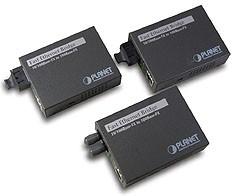 FT-802S15, Медиаконвертер 100Мб/с RJ-45 - 100Мб/с, 2хSC, SM, 1310нм, 15км