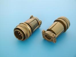 MS3106E-18-1P, Разъём серии MS 10 контактов, вилка на кабель