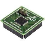 MA320001, Дочерняя плата, модуль на базе PIC32MX360F512L ...