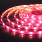 30Led-7.2W-IP65-12V розовый, светонакопительный эффект ...
