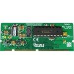 MIKROE-180, UNI-DS3 40 pin PIC card option, Дочерний модуль с установленным МК ...