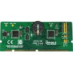 MIKROE-184, UNI-DS3 64 pin ARM card option ...