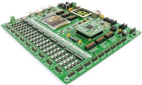 Фото 1/5 MIKROE-972, EasyMx PRO V7 for Stellaris ARM Development System, Полнофункциональная отладочная плата для изучения МК Stellaris ARM Cortex-M3
