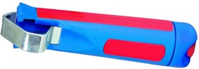 8-27, Нож кабельный (стриппер) с поворотным лезвием, 8-27мм