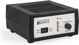 Фото 1/3 Вымпел-270, Устройство зарядное для свинцовых аккумуляторов 12В, 0,4-7А