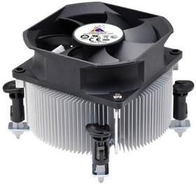 Устройство охлаждения(кулер) Glacialtech Igloo 1100 CU PWM(E) Soc-1150/1155/1156/ 4-pin 15-38dB Al 4