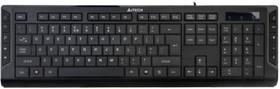 Клавиатура A4 KD-600, USB, черный