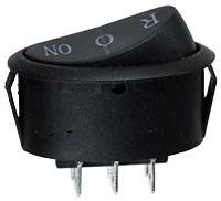 TH19-ES88-GA выключатель ON-OFF-ON 250В 15А R-фикс.