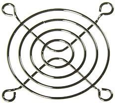 K-G06B04-4HA, решетка метал. для вентилятора 60х60мм (аналог SM7240В)