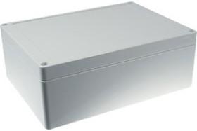Фото 1/2 G2120, Корпус для РЭА 200х150х75мм, пластик, светло-серый