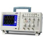 TDS2002C, Осциллограф цифровой, 2 канала x 70МГц (Госреестр РФ)
