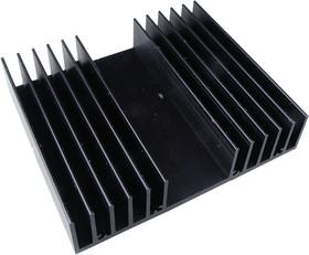 HS 115-100, Радиатор 100х116х26.5 мм, 4 дюйм*градус/Вт
