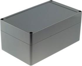 Фото 1/2 G3113, Корпус для РЭА 200х120х90мм, пластик, темно-серый