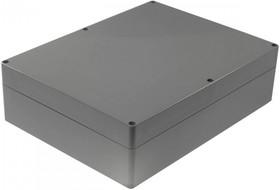 Фото 1/2 G3028, Корпус для РЭА 300х230х86 мм, пластик, темно-серый