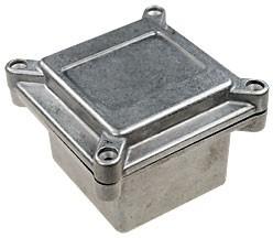 HQ003S, корпус для РЭА 96x96x67мм алюмин.