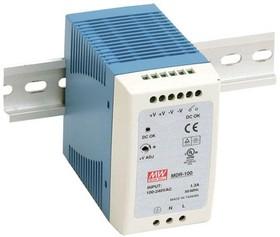 MDR-100-48, Блок питания, 48В,2А,96Вт