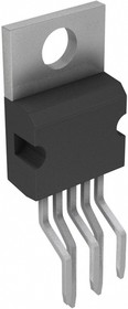 LM2595T-5.0/NOPB, Импульсный понижающий регулятор напряжения, 5В, 1А, 150кГц