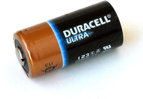 Батарея DURACELL Ultra 1 шт. CR123A