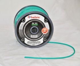 BW7821-100, Кабель микрофонный, зеленый