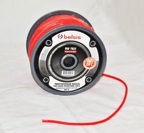 BW7822-100, Кабель микрофонный, красный