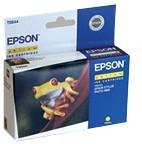 Картридж EPSON T0544 желтый [c13t05444010]