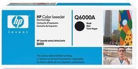 Картридж HP 124A Q6000A, черный