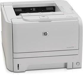 Принтер HP LaserJet P2035, лазерный, цвет: белый [ce461a]