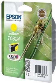 Картридж EPSON C13T11244A10 желтый
