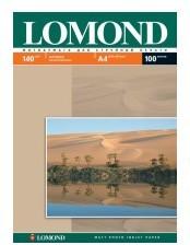 Бумага Lomond 0102074 A4/140г/м2/100л./белый матовое для струйной печати
