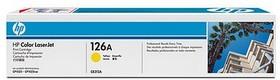Картридж HP 126A желтый [ce312a]